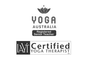 Registered Senior Yoga Teacher & Certified Yoga Therapist