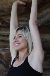Gwynne Jones Avalon Yoga Teacher