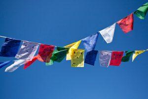 Gwynne Jones Yoga Prayer Flags 11