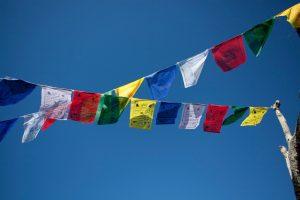 Gwynne Jones Yoga Prayer Flags 10