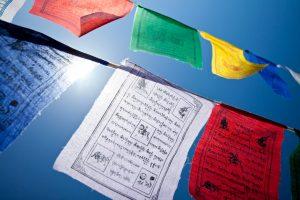 Gwynne Jones Yoga Prayer Flags 4