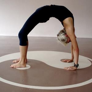 intensive yoga classes with Gwynne Jones yoga Avalon